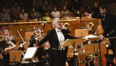 Das Publikum in Madrid empfing Plácido Domingo mit großer Begeistertung. Foto: EFE