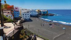 An der Meerseite von Punta Brava soll ein Spazierweg gebaut werden. Foto: Moisés Pérez