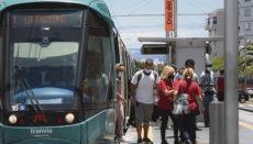 Seit der Inbetriebnahme wurden mehr als 185 Millionen Fahrgäste gezählt. Foto: Cabildo de TFE