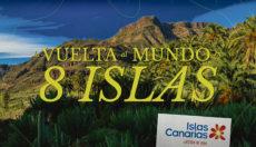 """Die Kampagne ist an Jules Vernes """"In 80 Tagen um die Welt"""" angelehnt. Foto: Gobierno de Canarias"""