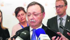 Juan Jesús Vivas, Präsident von Ceuta Foto: EFE