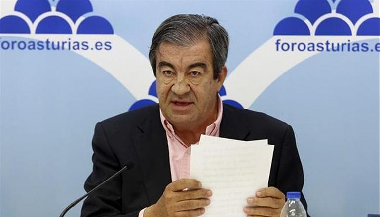 Francisco Álvarez-Cascos Foto: EFE