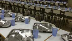 Das Angebot eines warmen Mittagessens in der Schulmensa ist für Kinder aus Familien mit kleinem Einkommen bestimmt. Foto: WB