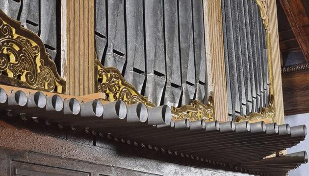 Der Organist der Kathedrale von Segovia spielte zur feierlichen Wiedereinweihung FotOS: AYUNTAMIENTO DE ARICO