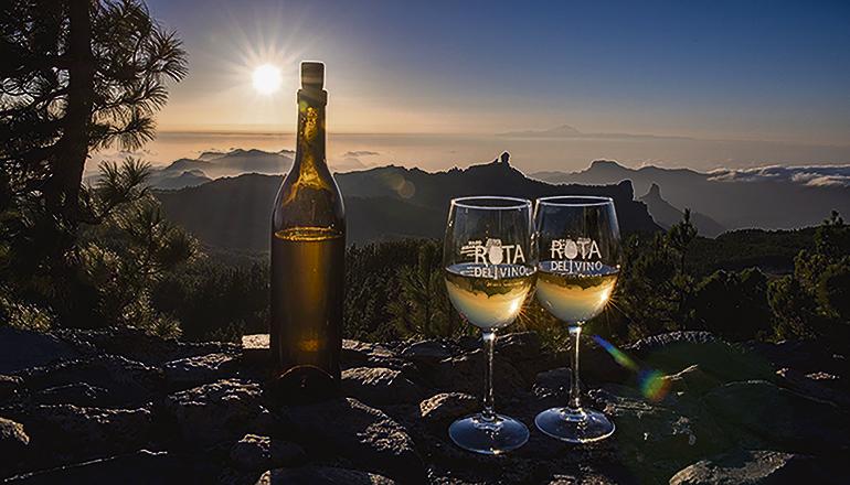 Auf Gran Canaria hat der Verband der spanischen Weinstädte (ACEVIN) die erste Weinstraße der Kanarischen Inseln anerkannt Foto: Cabildo de Gran Canaria
