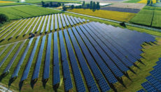 Der Amazon-Konzern besitzt weltweit über 200 Solarfelder und Windkraftanlagen. Vier davon befinden sich in Spanien, ein fünftes geht 2023 ans Netz. Foto: Amazon