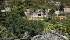 Manche Dörfer im spanischen Hochland sind schon verlassen. Foto: EFE