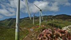 Das Windwasserkraftwerk von Gorona del Viento El Hierro SA liefert einen Großteil des Stroms für die kleine Insel. Fotos: Cabildo de El Hierro