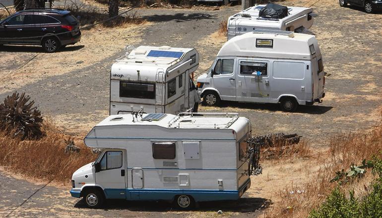 Wohnmobile erfreuen sich wachsender Beliebtheit. Foto: MPP