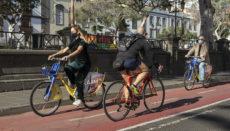 Bikefriendly 2021: Las Palmas de Gran Canaria hat den 3. Preis der Auszeichnung des Netzwerks RCxB für seine fahrradfreundliche Verkehrsgestaltung erhalten. Foto: Ayuntamiento de Las Palmas