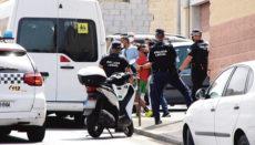 Mitte August wurden die ersten minderjährigen Migranten, die am 17. und 18. Mai Ceuta erreicht hatten, nach Marokko zurückgebracht. Foto: efe