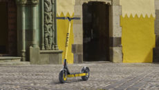 2022 sollen 320 Roller an verschiedenen Stationen in der Stadt gemietet werden können. Foto: Ayuntamiento de Las Palmas de Gran Canaria