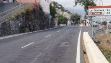 Straße Santa Ursula Orotava CABTF