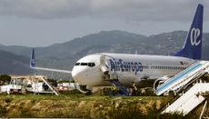 Die zweitgrößte Fluggesellschaft Spaniens Air Europa wieder in Geldnot Foto: EFE