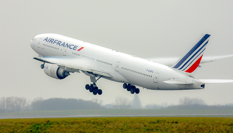 Foto: AirFrance