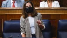 Ione Belarra (Unidas Podemos) Foto: EFE