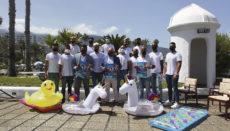 """Das Programm und die Kandidaten, die zur Wahl des """"Karnevalskönigs"""" antreten, wurden von Bürgermeister Marco González am 6. September vorgestellt. Foto: ayto. Puerto de la cruz"""