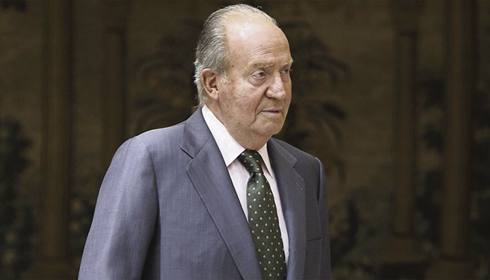 Der emeritierte König Juan Carlos I. gerät erneut ins Visier der Justiz. Foto: efe