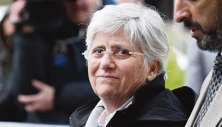 Clara Ponsati: Das Gericht in Schottland hat einen Schlussstrich unter den Auslieferungsantrag Spaniens gezogen. Foto: EFE