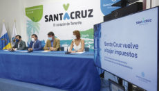 In Santa Cruz hat die Stadtverwaltung die Steuersenkung bekannt gegeben. FOTO: Ayuntamiento de Santa Cruz