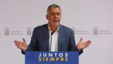 Regierungspräsident Ángel Víctor Torres Foto: EFE