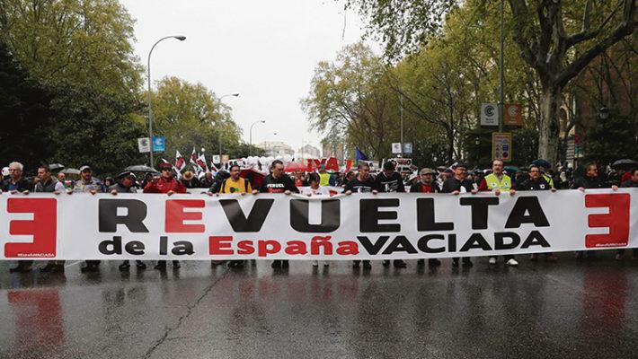 Revuelta España Vaciada_EFE