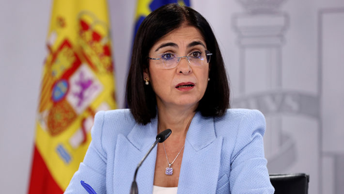 Carolina Darias, EFE/Kiko Huesca