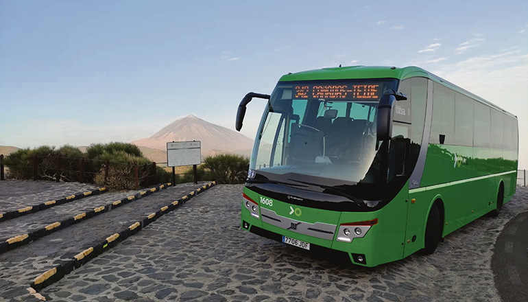 Die neue Route bietet eine nachhaltige Alternative, um den Nationalpark kennenzulernen. Foto: cabtf